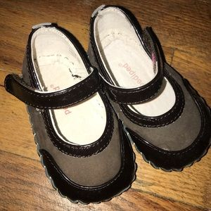 Pediped black Baby shoes
